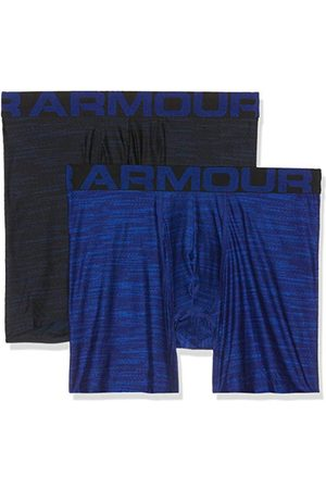 Under Armour Tech 6in 2 Pack Novelty Caleçon Homme, , S
