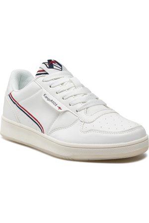 KangaRoos Sneakers - Rc-Skool 39206 000 0066 White/K Red
