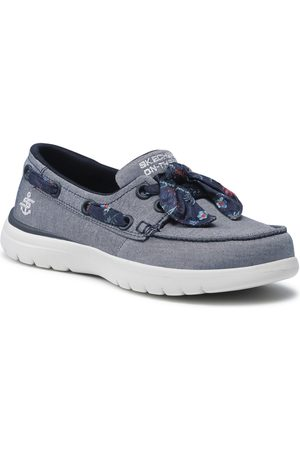 Skechers Chaussures - On-The-Go Flex 136471/NVY Navy