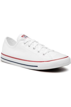 Converse Sneakers - Ctas Dainty Ox 564981C White/Red/Blue