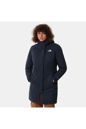 The North Face Parka Zaneck Pour Femme Urban Navy Taille L