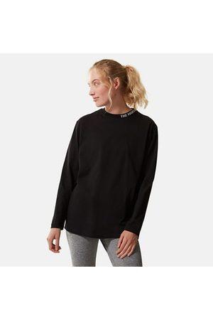 The North Face Femme Manches longues - T-shirt À Manches Longues Zumu Pour Femme Tnf Black Taille L
