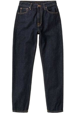 Nudie Jeans Jean Breezy brit , Femme, Taille: 26