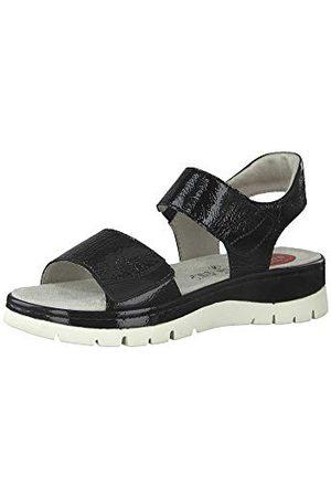 Jana Femmes Sandale 8-8-28401-26 018 Largeur H Taille: 37 EU