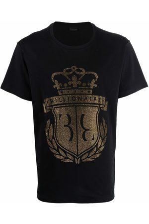 Billionaire T-shirt à logo imprimé
