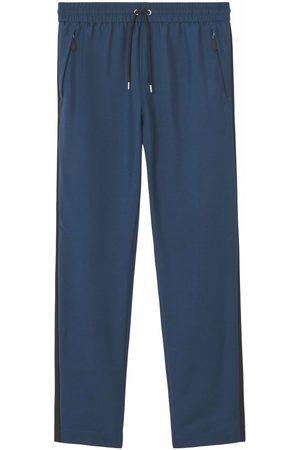 Burberry Homme Joggings - Logo-patch jogging pants