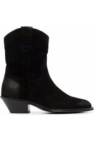 Saint Laurent Femme Bottines - Eastwood 45mm ankle boots