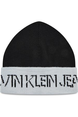 Calvin Klein Jeans Bonnet - Shadow Logo Knit Beanie K60K608676 YAF