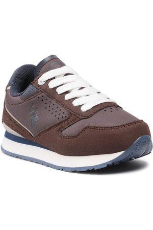 Ralph Lauren Sneakers - Nobik001 NOBIK001K/AYH1 M DBR001