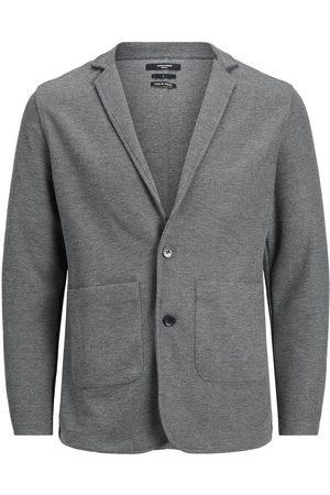 "jack & jones Homme Cardigans - Blazer Cardigan Sweat-shirt Men Brown"",""Grey"