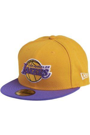 New Era Los Angeles Lakers Basecap NBA Basic Yellow/Purple6 7/8-55cm