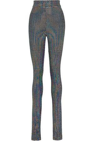 Dolce & Gabbana Legging à taille haute