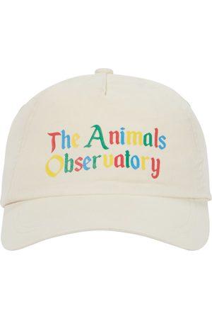 The Animals Observatory Casquette Big Hamster Tao en coton