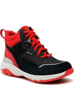 Clarks Boots - RockRaceGtx K GORE-TEX 261614297 Black Combi