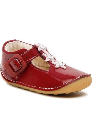 Clarks Fille Chaussures basses - Chaussures basses - Tiny Flower T 261624586 Cherry