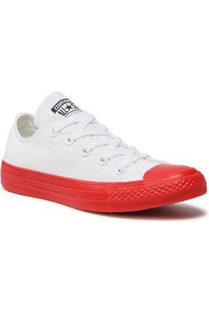 Converse Baskets - Ctas Ox 156776C White/Casino/Black