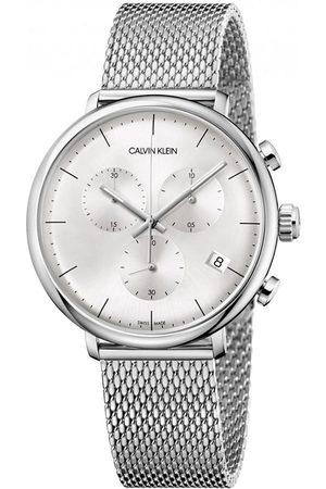 Calvin Klein Montre - Gent Chrono K8M27126 Silver/Silver