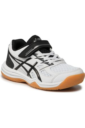 Asics Chaussures - Upcourt 4 Ps 1074A029 White/Black 100