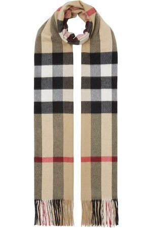 Burberry écharpe en cachemire à motif Vintage Check
