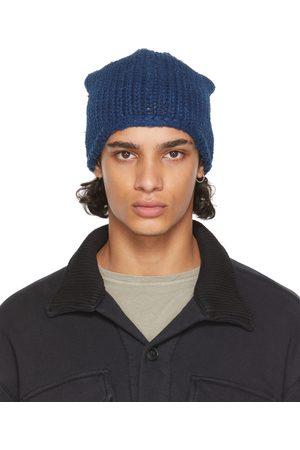 GREG LAUREN Homme Bonnets - Bonnet Everest bleu