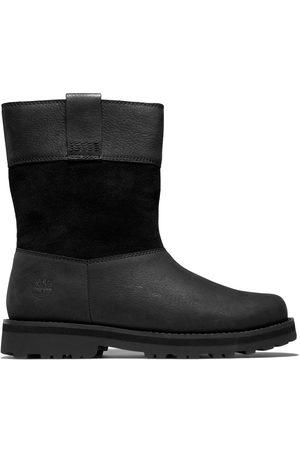Timberland Fille Chaussures de randonnée - Bottine Sans Lacets Courma Kid Junior En Enfant