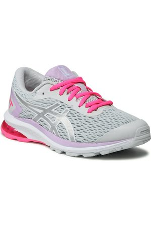 Asics Chaussures - Gt-1000 9 Gs 1014A150 Glacier Grey/Pure Silver 023