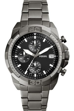 Fossil Homme Montres - Montre - Bronson FS5852 Grey/Grey