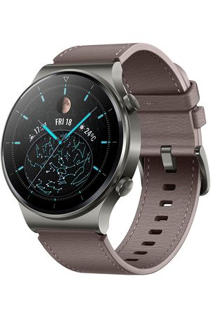Huawei Homme Montres - Smartwatch - Watch Gt 2 Pro VID-B19 Nebula Gray