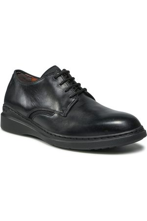 Clarks Homme Chaussures basses - Chaussures basses - Dennet Low 261629127 Black Leather
