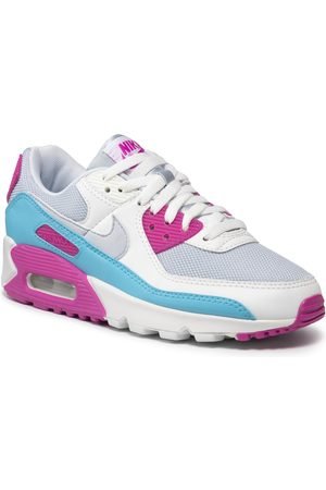 Nike Femme Chaussures - Chaussures - Air Max 90 CT1030 001 Football Grey/Football Grey