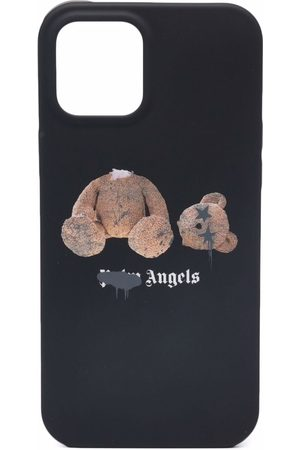 Palm Angels Coque d'iPhone 12 Pro Max Teddy Bear