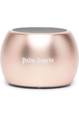 Palm Angels Enceinte portable à logo imprimé