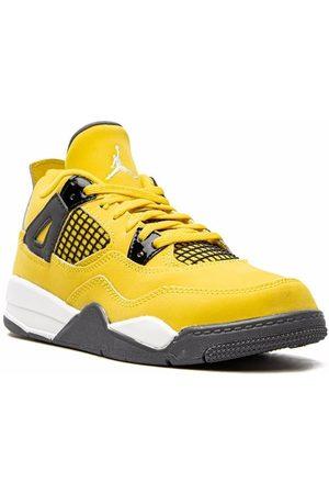 "Jordan Air 4 Retro ""Lightning"" sneakers"