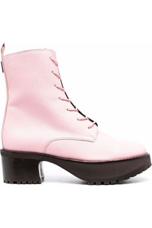 BY FAR Cobain ankle boots
