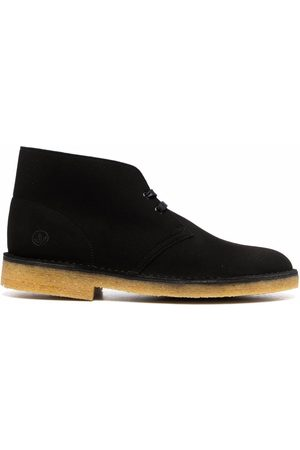 Clarks Desert boots en cuir à lacets