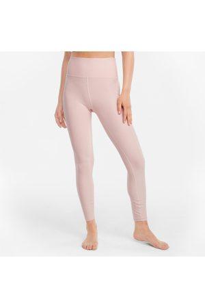 PUMA Legging de sport taille haute 7/8 Studio Yogini Luxe femme/Bruyère