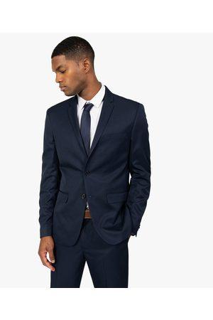 Gémo Homme Blazers - Veste de costume homme unie effet légèrement satiné