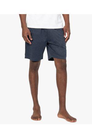 Gémo Short de pyjama homme en jersey à taille élastiquée
