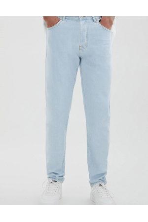 Pull&Bear Jean droit style années 90 - clair