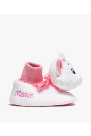 Aristochats Chaussons fille peluche Marie – Les