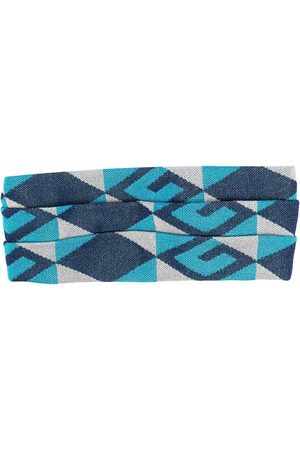 Gucci Bandeau à motif géométrique
