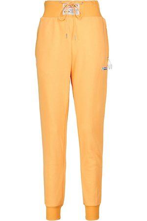 Adam Selman Sport Femme Joggings - Pantalon de survêtement en coton mélangé