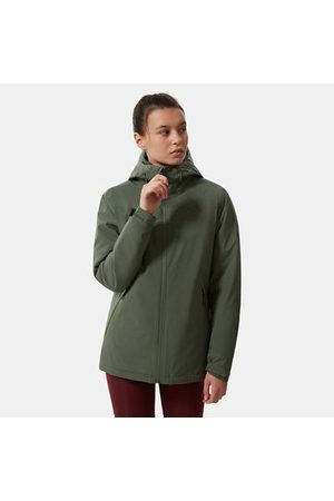 The North Face Veste Carto Triclimate Pour Femme Thyme/thyme Taille L