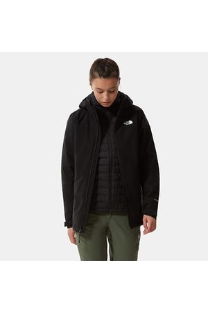The North Face Veste Carto Triclimate Pour Femme Tnf Black Taille L