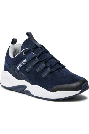 Big Star Sneakers - II274256 Navy