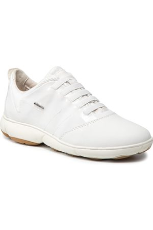 Geox Femme Chaussures basses - Chaussures basses - D Nebula A D161EA 01185 C1000 White