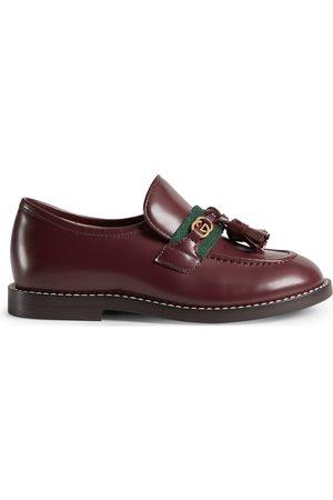 Gucci Chaussures - Mocassins pour tout-petit avec bande Web