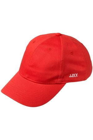 JACK & JONES Homme Casquettes - Jxbasique Petit Logo Baseball Casquette Women red
