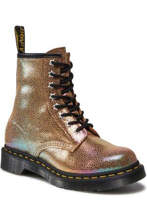 Dr. Martens Chaussures Rangers - 1460 26963273 Sand/Rainbow Ray