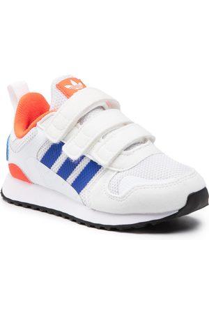 adidas Chaussures - Zx 700 Hd Cf C GZ7522 Ftwwht/Boblue/Solred